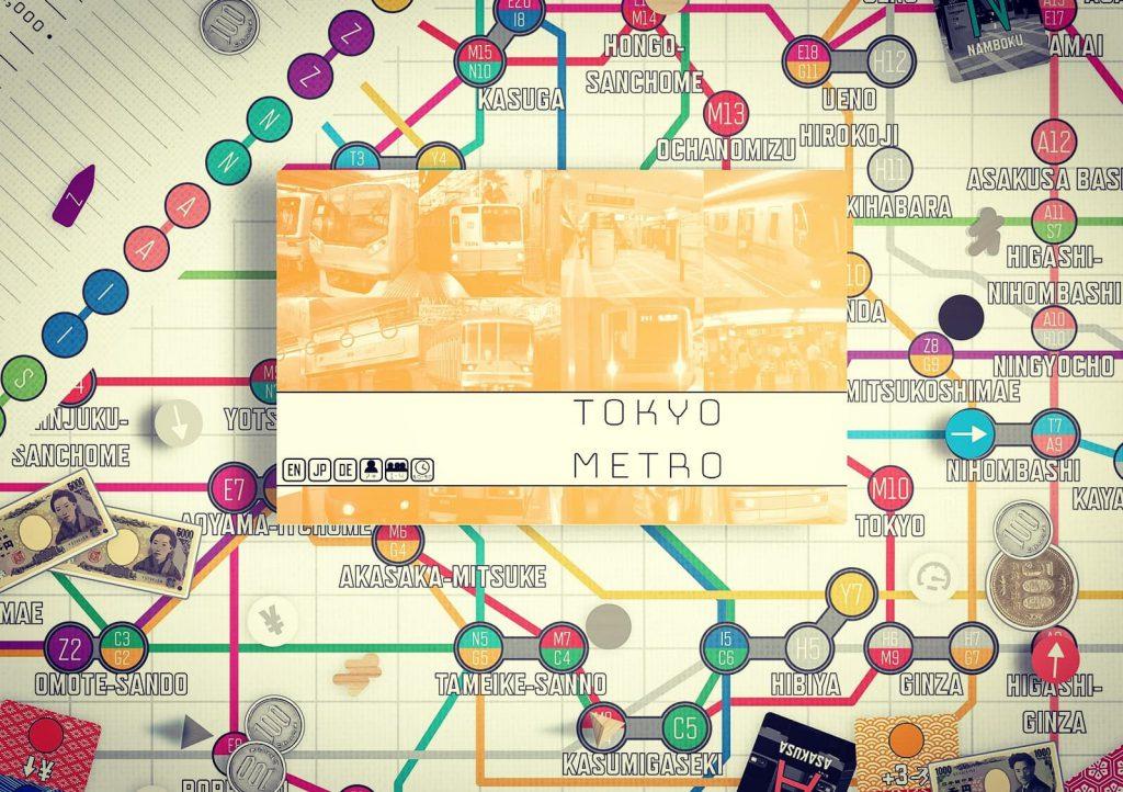 Tokyo Metro Product Image